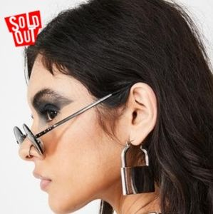 Dollskill - Lock and Key Earrings